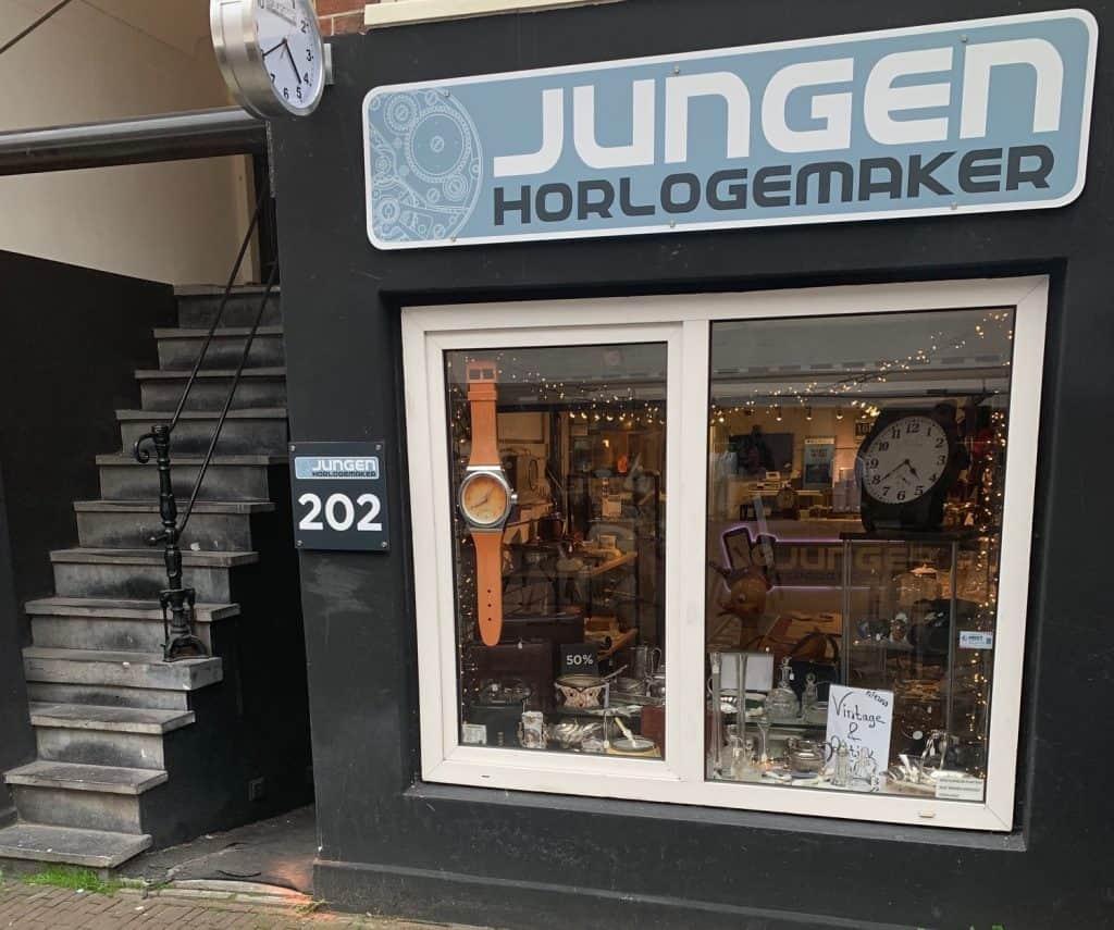 Jungen Horlogemaker Amsterdam